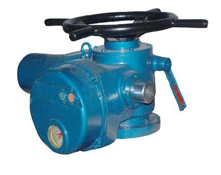 Three Phase Multi Turn Electric Actuator