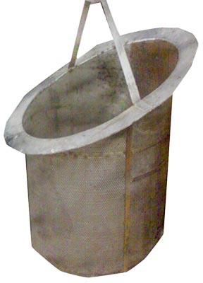 Basket Strainer Repair