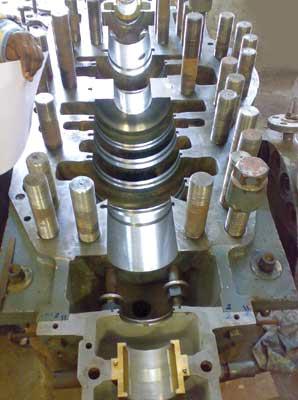 Pump Casing Repair