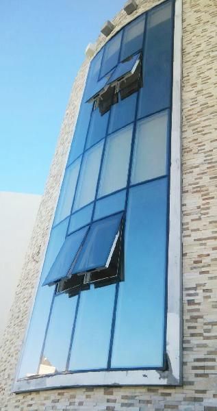 Curved Glass Structural Glazings