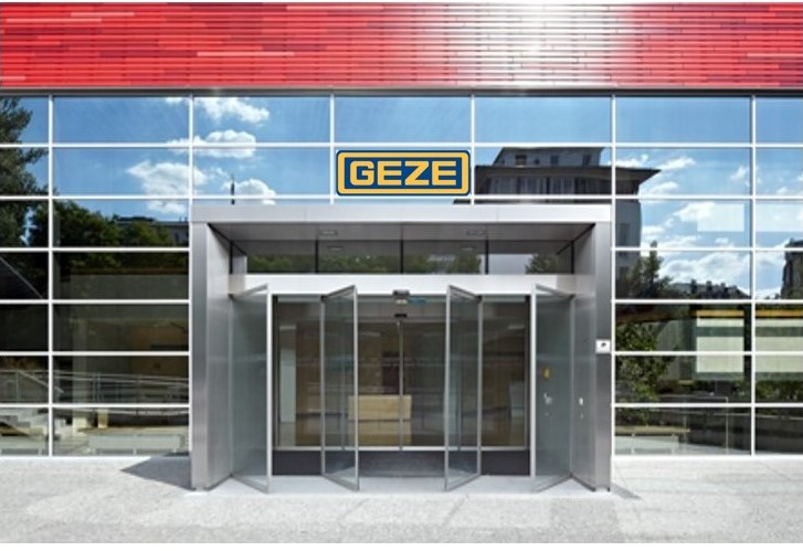 Geze Automatic Break Out Sliding Door
