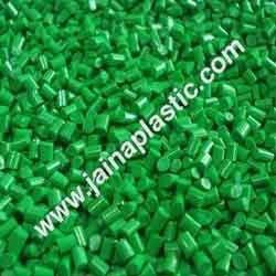 ABS Green Plastic Granules