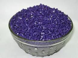Violet ABS Granules