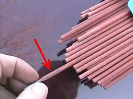Cutting Welding Electrode