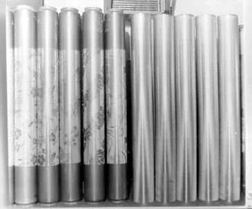 Rotary Nickel Screens
