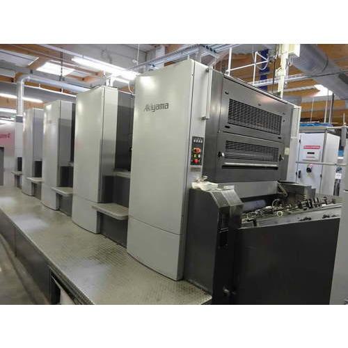 Akiyama Offset Printing Machine