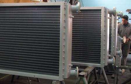 Stator Air Cooler