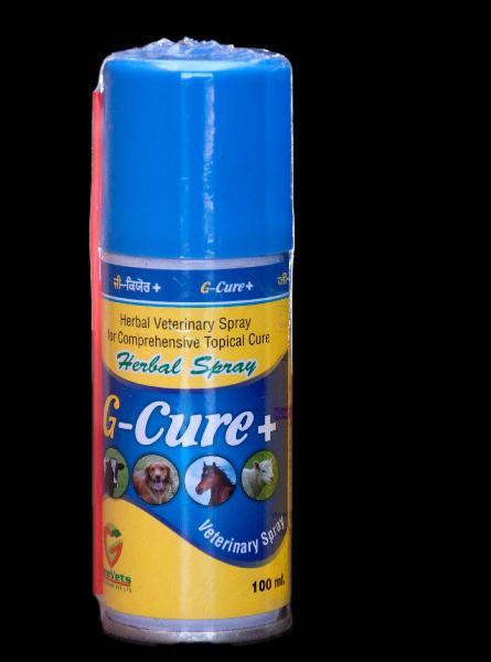G Cure Herbal Spray