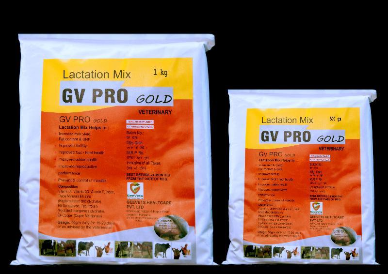 GV Pro Gold Animal Feed Supplement