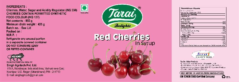 Fresh Cherry 02