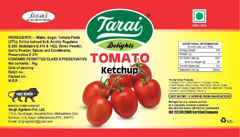 Tomato Ketchup