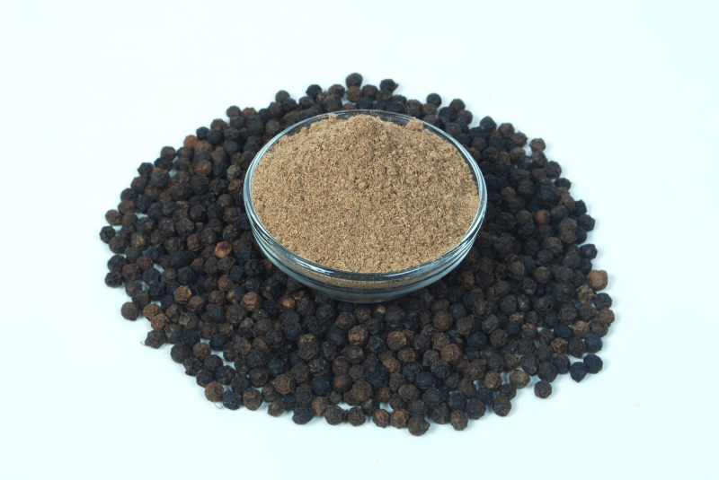 Black Pepper Powder 01
