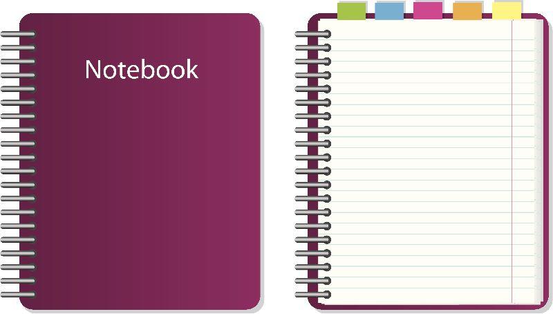 Spiral Notebook 03
