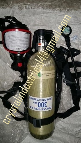 Self Contained Breathing Apparatus 02