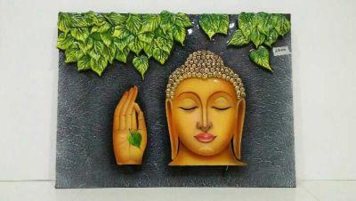 Buddha Mural 01