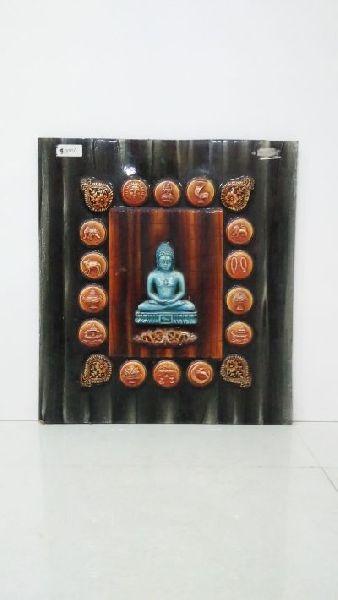 Buddha Mural 03