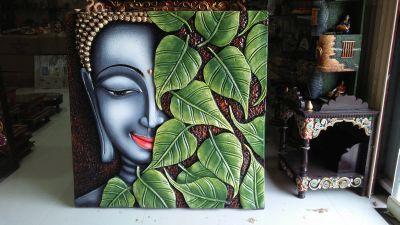 Buddha Mural 05