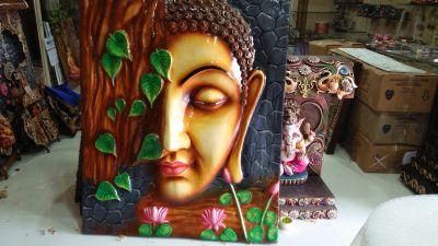 Buddha Mural 06
