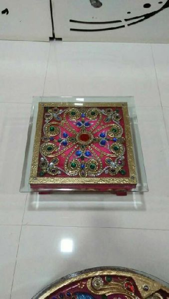 Decorative Chowki 01