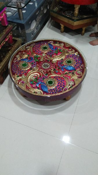 Decorative Chowki 03