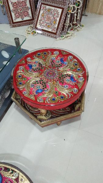 Decorative Chowki 05