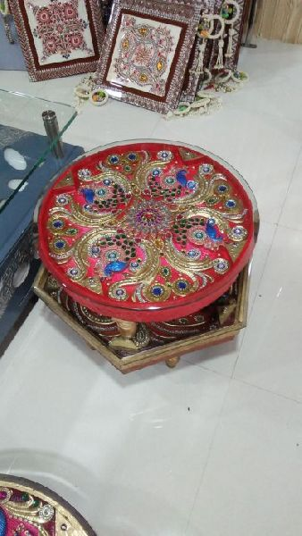 Decorative Chowki 06