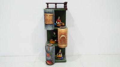 Decorative Corner Stand 01