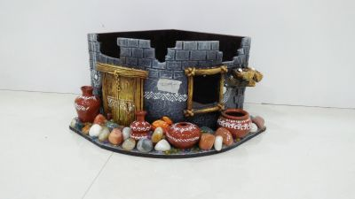 Decorative Corner Stand 04