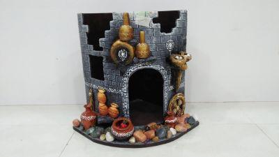 Decorative Corner Stand 05