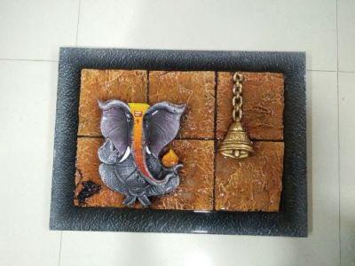 Ganesha Mural 04
