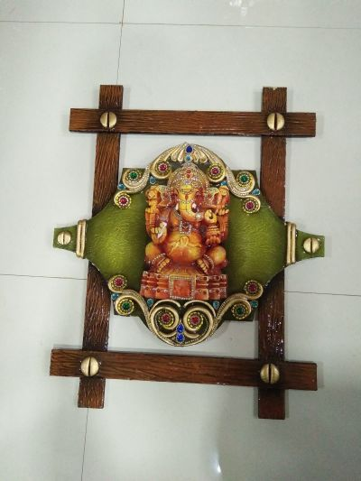 Ganesha Mural 06
