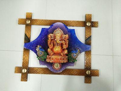 Ganesha Mural 07