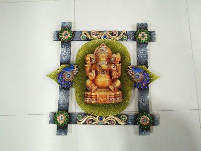 Ganesha Mural 08