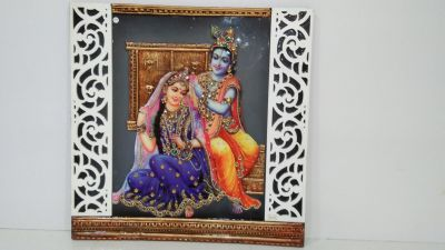 Radha Krishna Mural 06