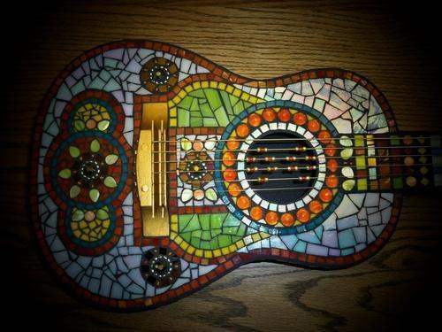 Printed Mosaic Tiles