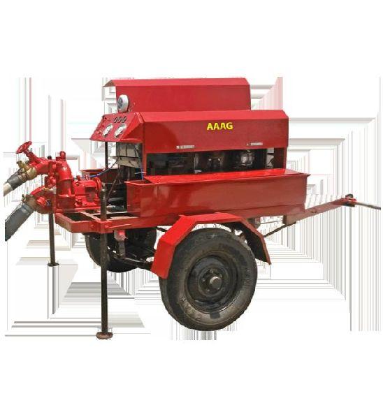 1800 LPM Portable Trailer Pump