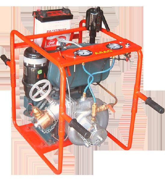 275 LPM Portable Trailer Pump