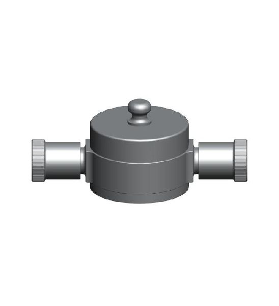 Aluminium Female Instantenous Fire Hydrant Blank Caps