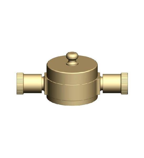 Gunmetal Female Instantenous Fire Hydrant Blank Caps