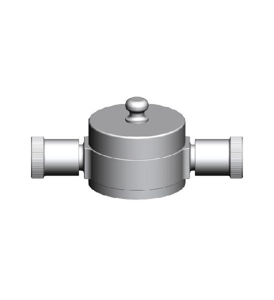 Stainless Steel Female Instantenous Fire Hydrant Blank Caps