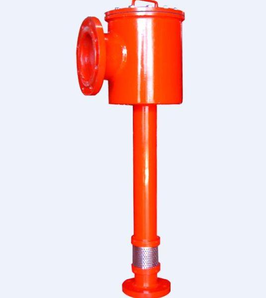 Carbon Steel B Type Foam Chamber