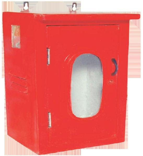 FRP Single Door Fire Hose Reel Box