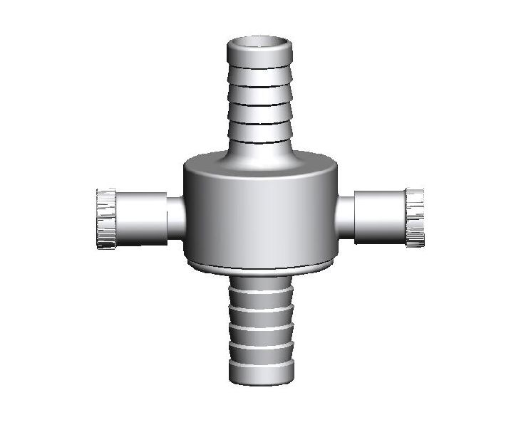 Stainless Steel Instantenous Fire Hose Delivery Couplings