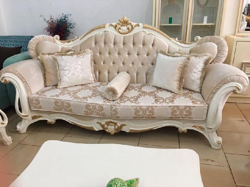 Wooden Luxury Sofa 07