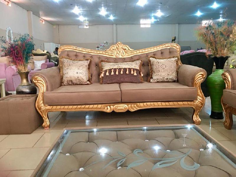 Wooden Luxury Sofa 09
