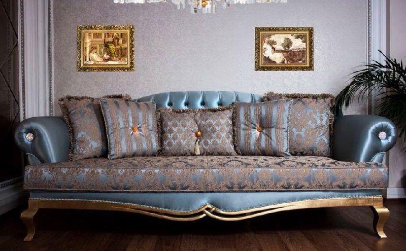 Wooden Luxury Sofa 10