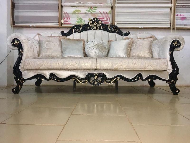 Wooden Luxury Sofa 11