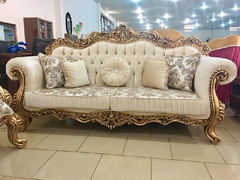 Wooden Luxury Sofa 13