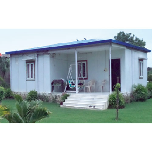 Prefabricated House 02