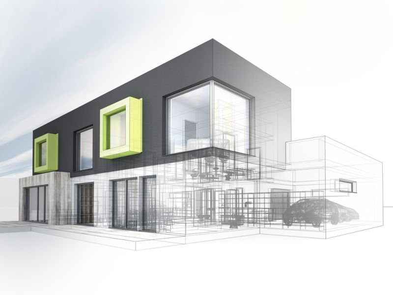 Prefabricated House 01